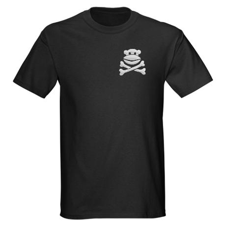 Pirate Insult T-shirt Front